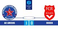 Championnat U19 National 2014-2015 - AC AMIENS / ROUEN : 1-0