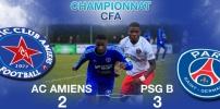 AC AMIENS / PSG : 2-3