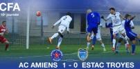 AC AMIENS / ESTAC TROYES : 1-0