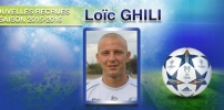 Bienvenue à Loïc GHILI