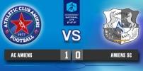 Championnat U19 National 2013-2014 - AC AMIENS 1 - 0 AMIENS SC