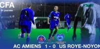 AC AMIENS / US ROYE-NOYON : 1-0