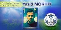 Bienvenue à Yazid MOKHFI