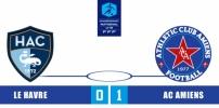 Championnat U19 National 2014-2015 - LE HAVRE / AC AMIENS : 0-1