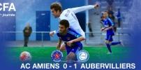 AC AMIENS / FCM AUBERVILLIERS : 0-1