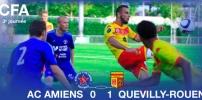AC AMIENS / QUEVILLY-ROUEN : 0-1