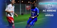 AC AMIENS / ARRAS FA : 2-1