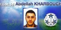 Nouvelle recrue 2014/2015 : Abdellah KHARBOUCHI