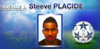 Nouvelle recrue 2014/2015 : Steeve PLACIDE