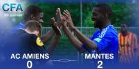 AC AMIENS / MANTES : 0-2