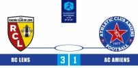 RC LENS / AC AMIENS : 3-1