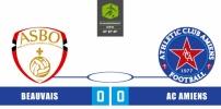 BEAUVAIS / AC AMIENS : 0-0