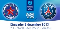 Championnat U19 National 2013-2014 - AC AMIENS 0-1 PSG