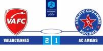 Championnat U19 National 2014-2015 - VALENCIENNES / AC AMIENS : 2-1