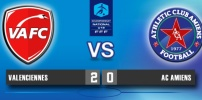 Championnat U19 National 2013-2014 - VALENCIENNES 0-0 AC AMIENS