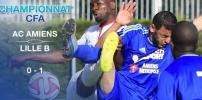 Match de CFA AC AMIENS / LILLE B (2e journée)