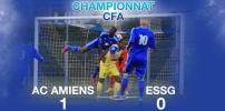 AC AMIENS / ESSG : 1-0