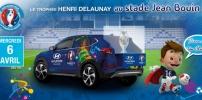 Le Trophée Henri DELAUNAY au Stade Jean Bouin !