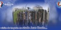Le trophée Henri DELAUNAY en visite au stade Jean Bouin