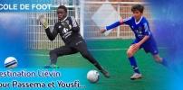 Destination Liévin pour Jason PASSEMA et Samy YOUSFI