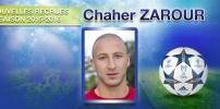 Bienvenue à Chaher ZAROUR