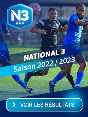 AC Amiens - Championnat National 3