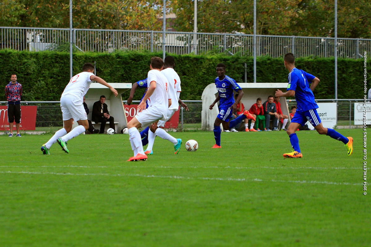 © 2014 ATHLETIC CLUB AMIENS FOOTBALL