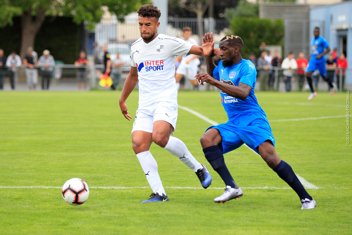 National 3 - AC AMIENS / AMIENS SC 2