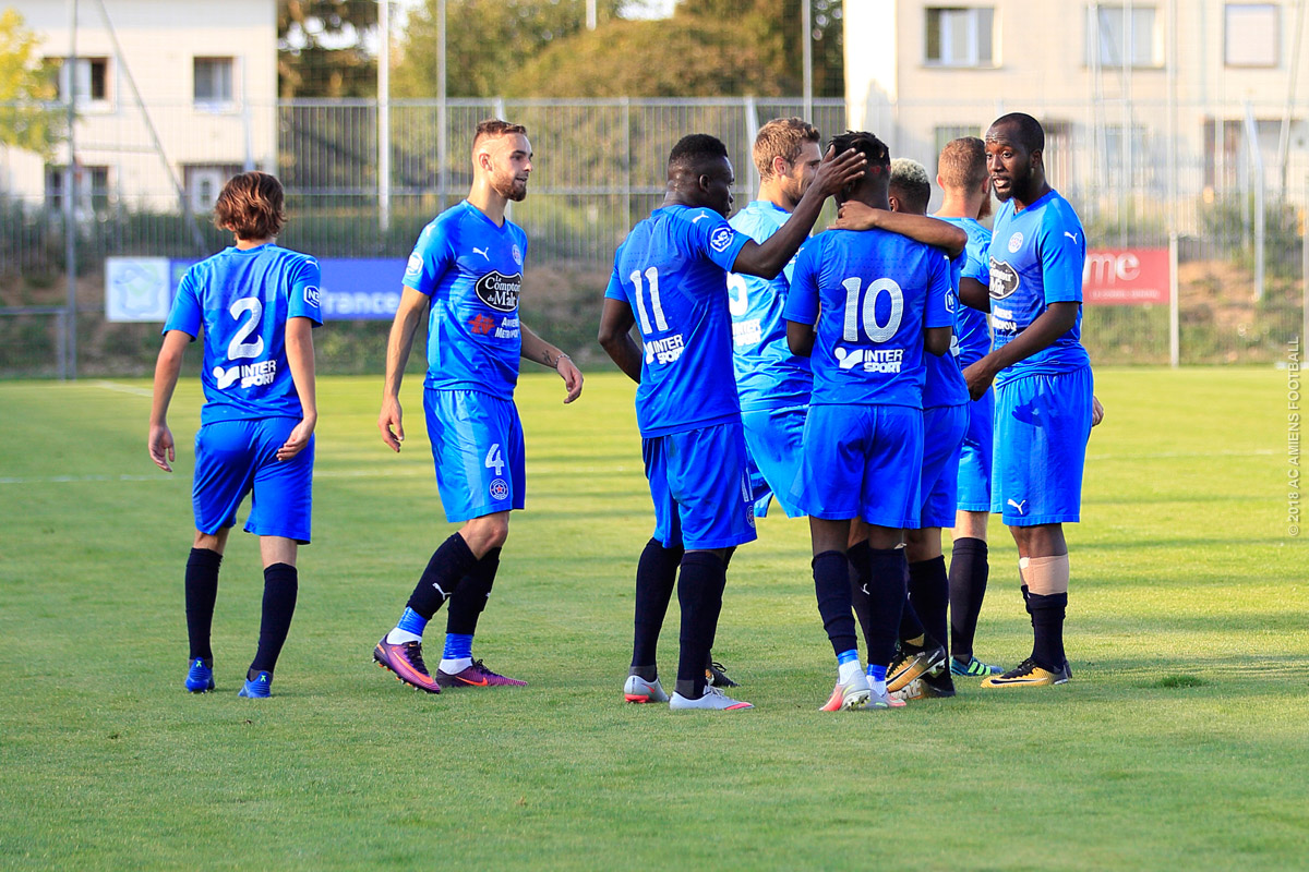 National 3 - AC AMIENS / DUNKERQUE B