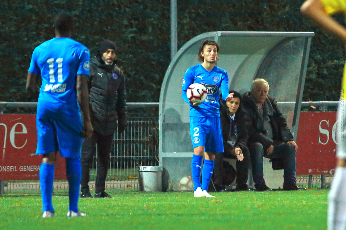 National 3 - AC AMIENS / OLYMPIQUE MARCQUOIS
