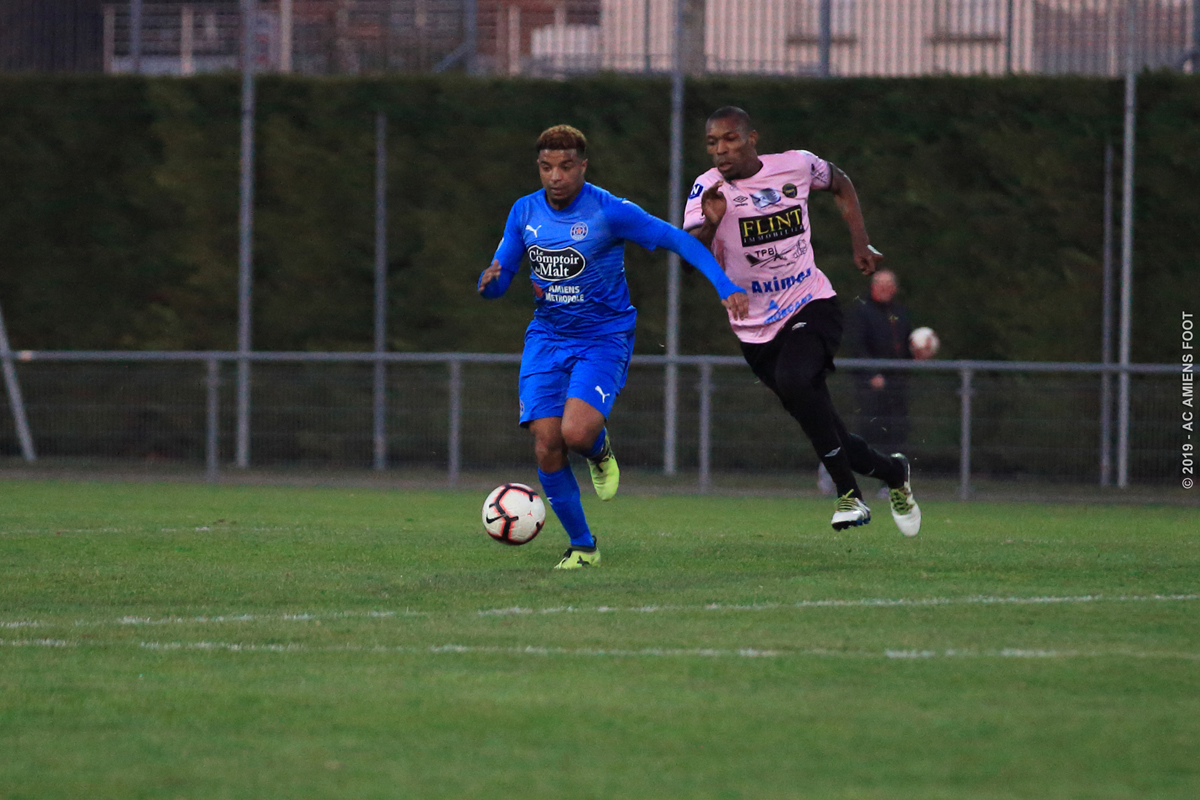 National 3 - AC AMIENS / CHAMBLY B