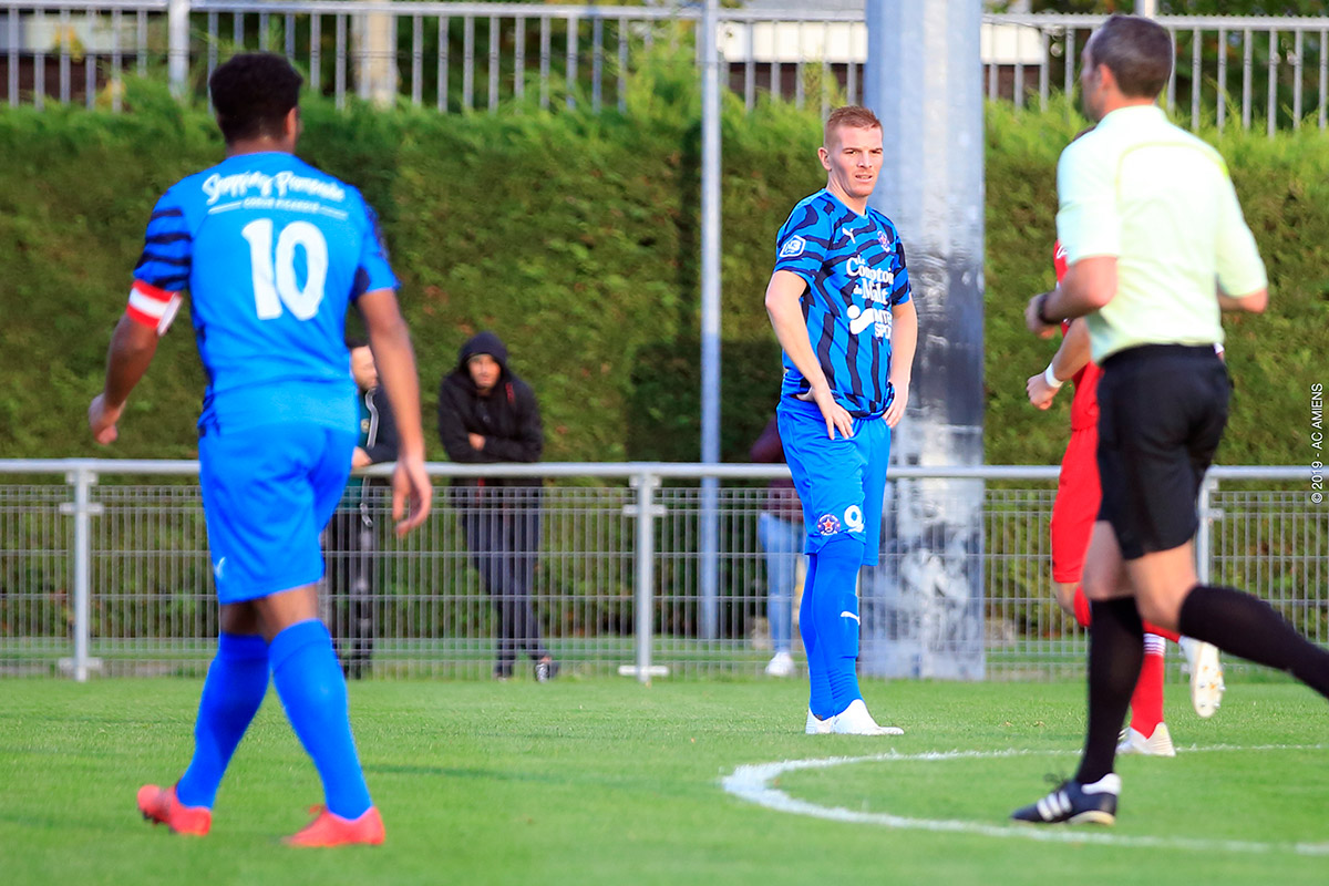 National 3 - AC AMIENS / VALENCIENNES (VAFC B)