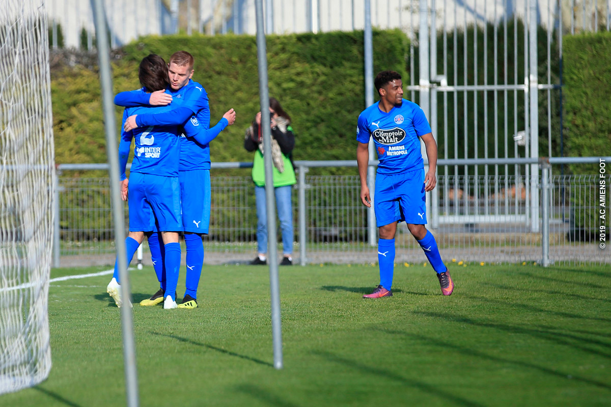National 3 - AC AMIENS / OL. GRANDE-SYNTHE