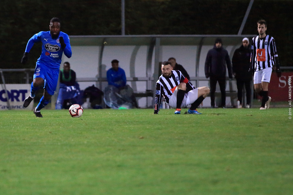 National 3 - AC AMIENS / TOURCOING