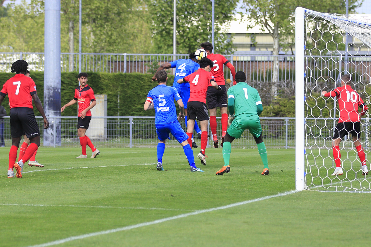 National 3 - AC AMIENS / US BOULOGNE CO 2