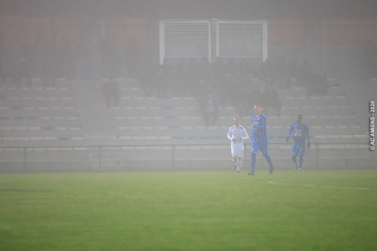 National 3 - AC AMIENS / O. MARCQUOIS