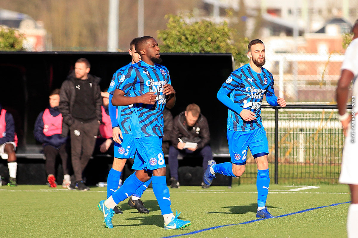 National 3 - AMIENS SC B / AC AMIENS