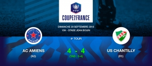 Coupe de France : Résultat 4e Tour