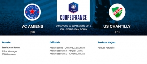Coupe de France : 4e Tour