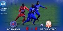 N3 : AC AMIENS / SAINT-QUENTIN (0-4)