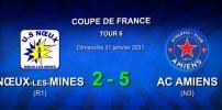 Coupe de France Tour 6 : NŒUX-LES-MINES / AC AMIENS