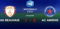 AS BEAUVAIS / AC AMIENS : 1-0