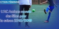 Développement du Football Féminin à Amiens Nord