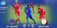 N3 : AC AMIENS / ASBO (0-0)