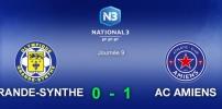 N3 : GRANDE-SYNTHE / AC AMIENS (0-1)