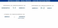 Copie de Matchs de la Ligue - 28 janvier