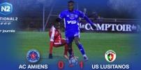 AC AMIENS / US LUSITANOS ST-MAUR : 0-1