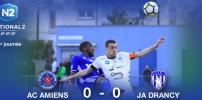AC AMIENS / JA DRANCY : 0-0