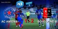 N3 : AC AMIENS / USBCO BOULOGNE B (1-2)