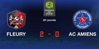 FLEURY / AC AMIENS : 2-0